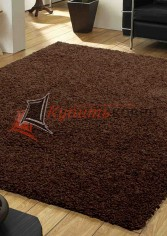 COMFORT SHAGGY S600 BROWN