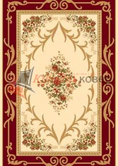 KAMEA CARVING D142 CREAM-RED