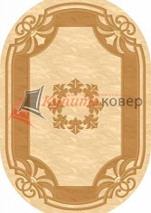 KAMEA CARVING 5333 CREAM-YELLOW oval