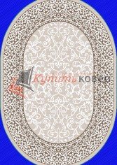 Ковер EPIC 02960A — BEIGE oval