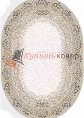 Ковер EPIC 02963A — BEIGE oval