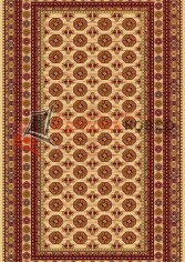 Ковер Floare Carpet ANTIQUE 471 SAFIR 61126