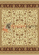 овер Floare Carpet CLASSIC 305 Nain 1659 квадрат