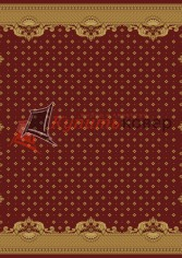 овер Floare Carpet EUROPEAN 017 Versaille 3658 квадрат