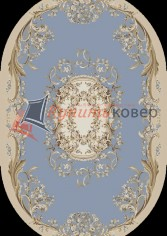 овер Floare Carpet EUROPEAN 062 Passage 4544 oval