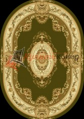 Ковер Floare Carpet EUROPEAN 210 Bushe 5542 oval