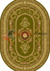 Ковер Floare Carpet EUROPEAN 252 ELITA 65547 oval