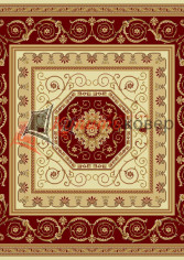 овер Floare Carpet EUROPEAN 172 Ellada 1659 квадрат 1