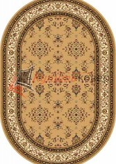 OLYMPOS D064 BEIGE oval