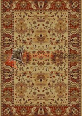 овер Floare Carpet ANTIQUE 261 RASSAM  2533