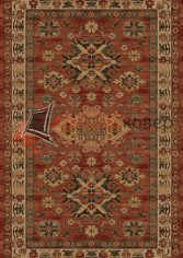 овер Floare Carpet ANTIQUE 437 SAFID 60312