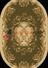 овер Floare Carpet EUROPEAN 062 Passage 5542 oval